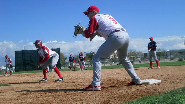 José Meraz entrena al máximo en Tucson ce4e059f961